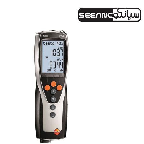 کیفیت سنج هوای داخل محیط مدل testo 435