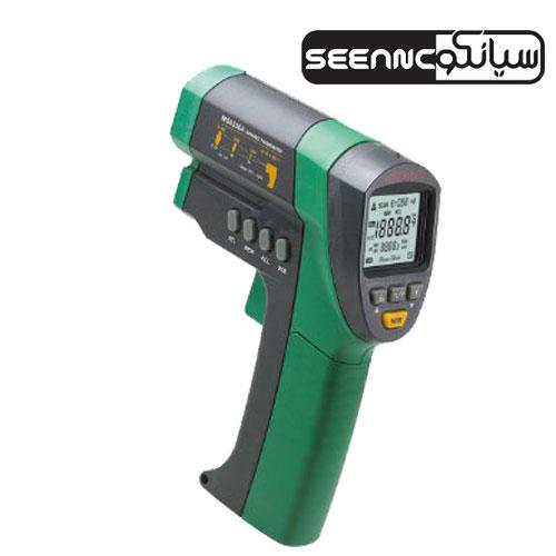 ترمومتر لیزری|تفنگی ۱۲۰۰ درجه  مدل MS6550A