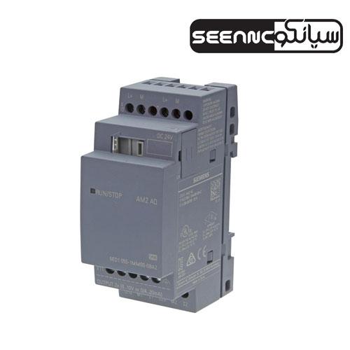 ماژول PLC مدل LOGO! 8 AM2 AQ