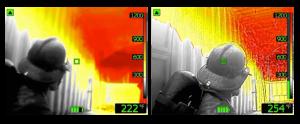 دمانگاری و ترموگرافی با دوربین فلیر سیانکو