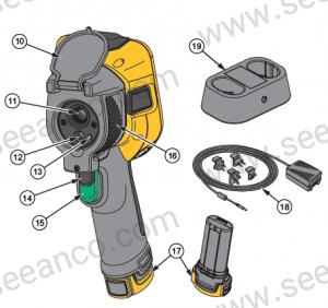 دوربین حرارتی - ترموویژن فلوک