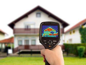 کاربرد دوربین حرارتی ارزان قیمت در صنعت ساختمان و ممیزی انرژی