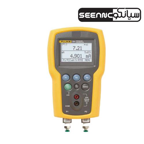 مولتی کالیبراتور فشار با دقت بالا فلوک Fluke 721-3601