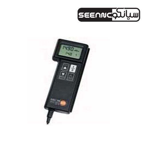 هدایت سنج و دمای مایعات مدل TESTO 240