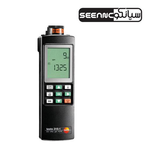 نشت یاب گازهای گرمایشی مدل testo 315-1