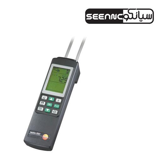 دستگاه اندازه گیری فشار دیفرانسیل مدل TESTO 521