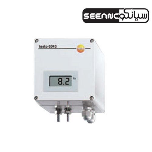 ترانسمیتر اختلاف فشار مدل TESTO 6340