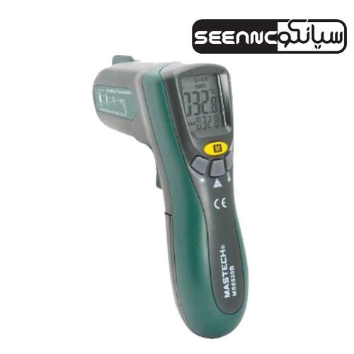 ترمومتر لیزری ,تفنگی 500 درجه مدل MS6520B
