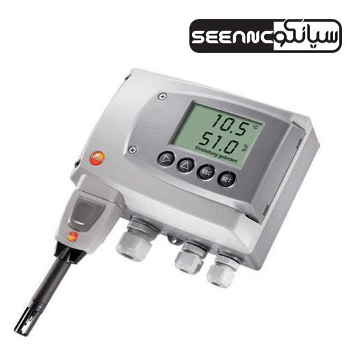 ترانسمیتر دما و رطوبت مدل TESTO 6651