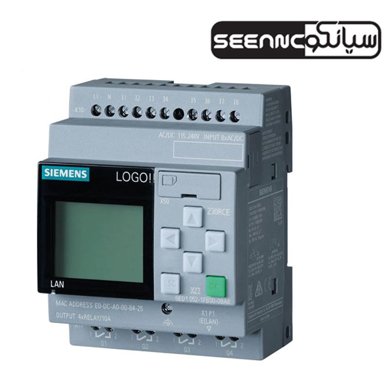 پی ال سی لوگو plc مدل 6ED1052-1FB00-0BA8