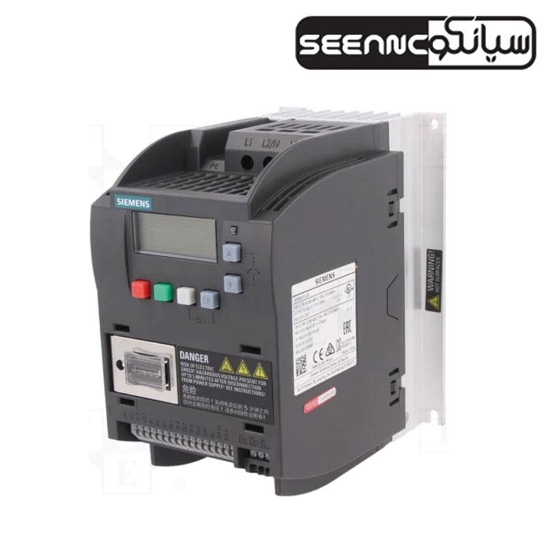 اینورتر درایو سه فاز مدل Siemens 6sl3210_5BE15_5UV0 – زیمنس مشهد