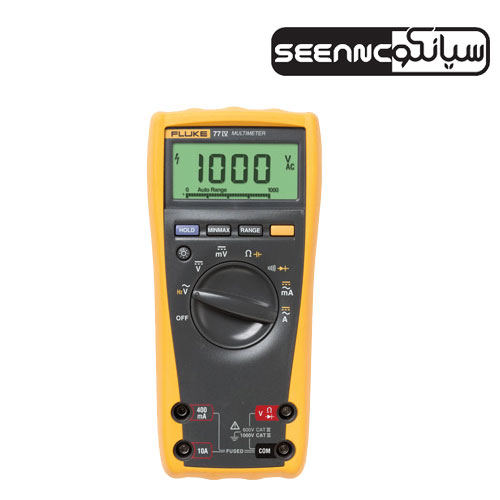 مولتی مترFluke 77-IV digital multimeter