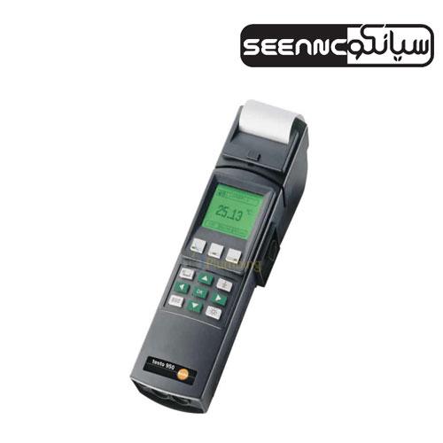 دستگاه مرجع اندازه گیری دما مدل TESTO 950