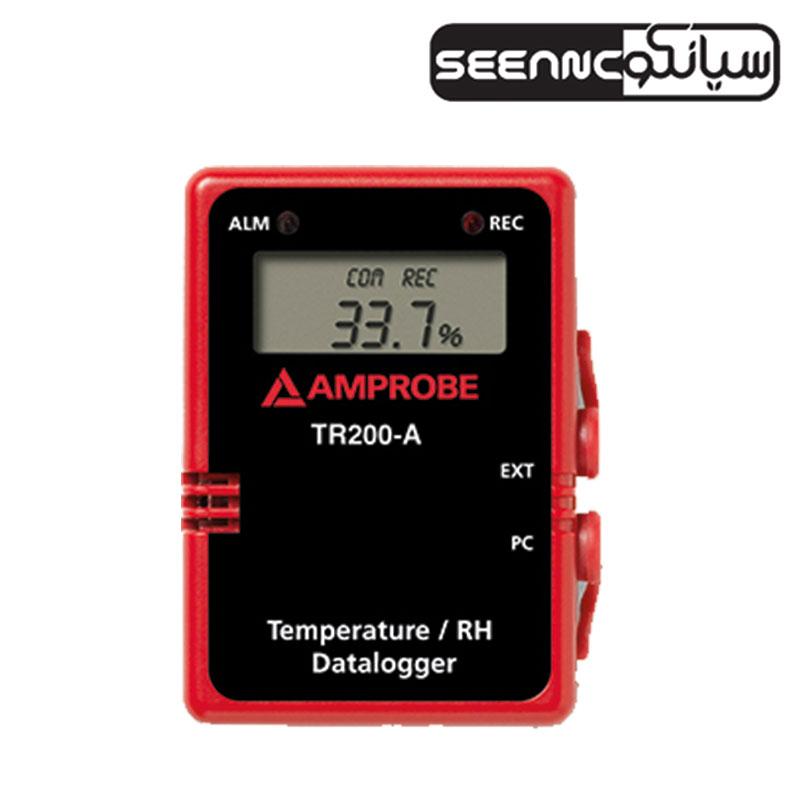 دیتالاگر دما و رطوبت صنعتی امپروب مدل Amprobe TR200-A