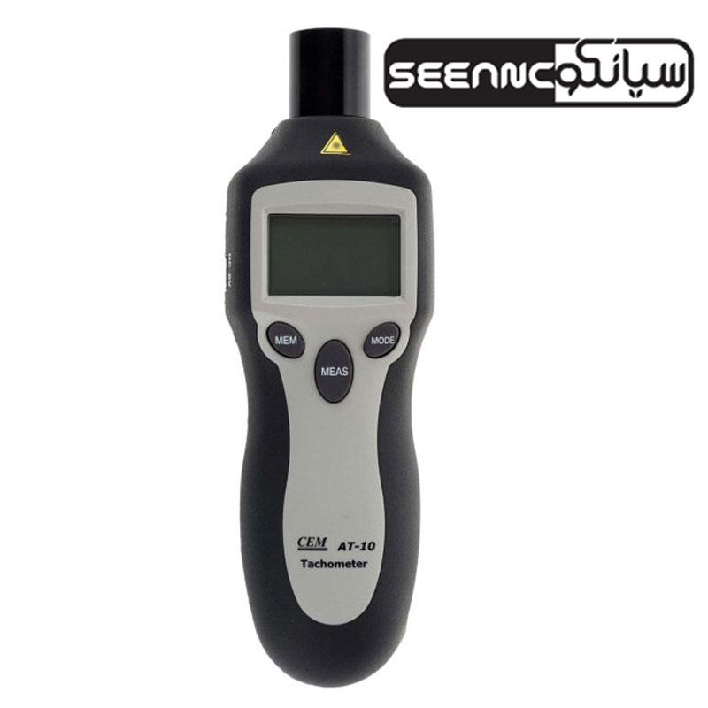 دورسنج نوری و مکانیکی دیجیتال مدل CEM AT-10