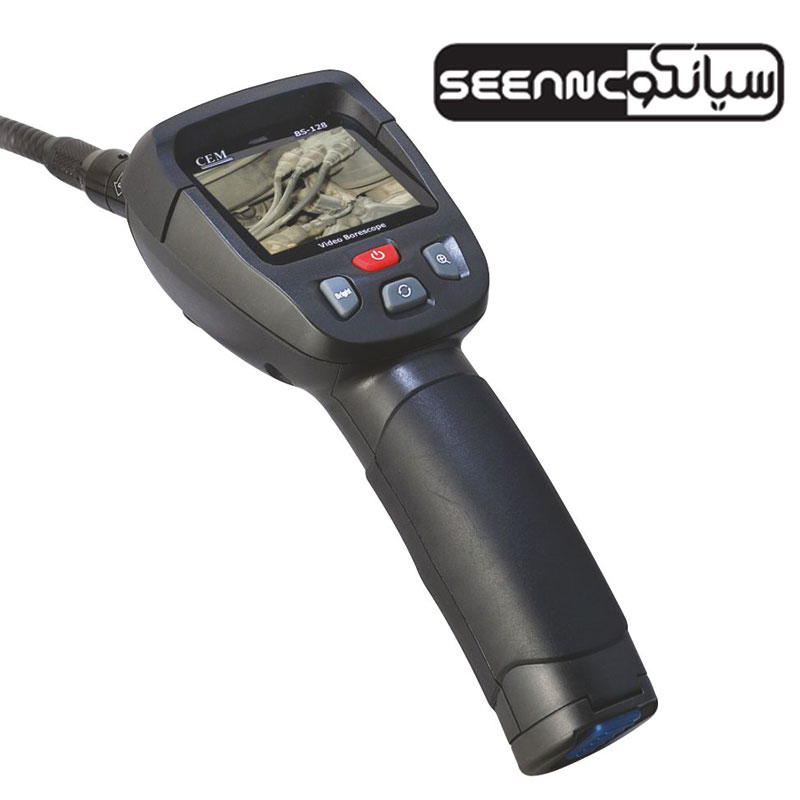 ویدئو بروسکوپ دیجیتالی مدل CEM BS-128