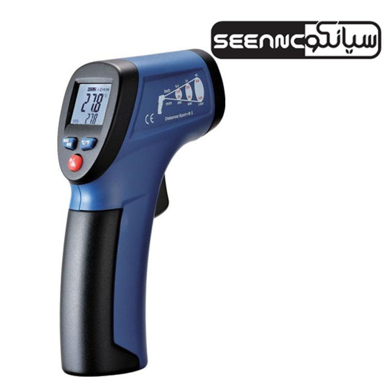 دماسنج ترمومتر لیزری 380 درجه ارزان قیمت مدل CEM DT-811