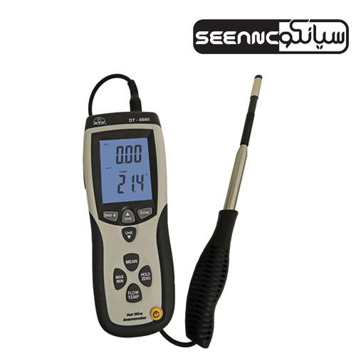 سرعت سنج باد با سنسور گرمایی CEM DT-8880