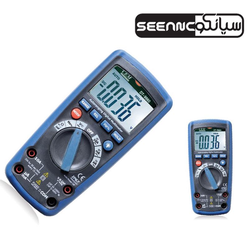 مولتی متر دیجیتال ارزان قیمت سی ای ام مدل CEM DT-9960