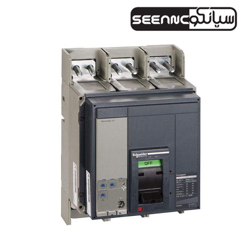 کلید کامپکت NS نمایندگی اشنایدر الکتریک مدل ComPact NS 33466MM2