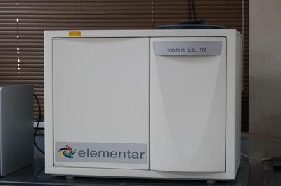 دستگاه آنالیز عنصریCHSN elemental analysis