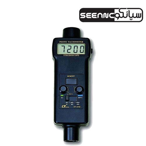 استروب اسکوب دورسنج  LUTRON DT-2259 strobscope tachometer