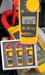 مولتی متر های انبری فلوک آمریکا سری 320 FLUKE