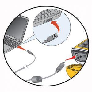 معرفی و خرید لرزش سنج (ویبرومتر) و ترمومتر لیزری فلوک مدل FLUKE 805fc