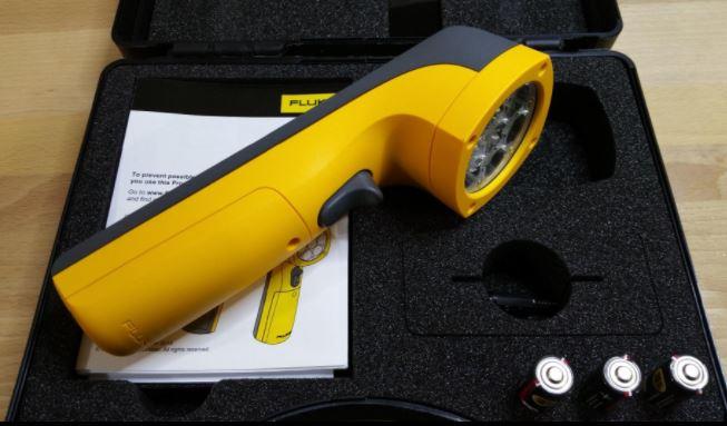 استروبوسکوپ و آموزش کار با fluke 820-2