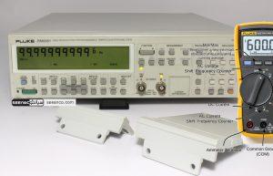 فروش ویژه مولتی متر دیجیتال و فرکانس متر فلوک آمریکا fluke 115