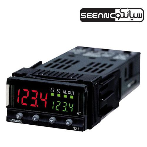 کنترلر دما مولتی ورودی خروجی هانیانگ HANYOUNG NX1-00