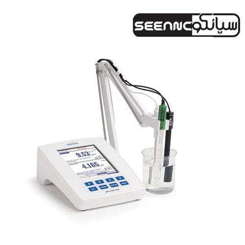 دستگاه اندازه گیری ازمایشگاهی pH/mV/ISE/EC/TDS مدل HI5522