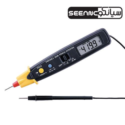 مولتی متر قلمی/تستر ولت مدل  HIOKI 3246