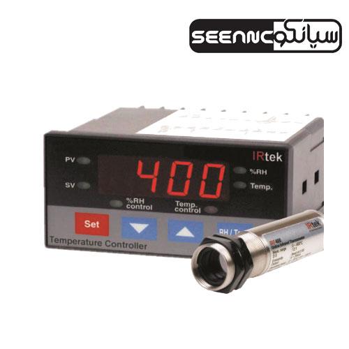 ترمومتر لیزری آنلاین آی آر تک IRTEK IRF400