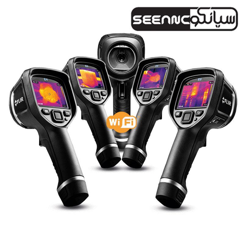 دوربین حرارتی دقیق و حرفه ای فلیر آمریکا  FLIR Ex-Series