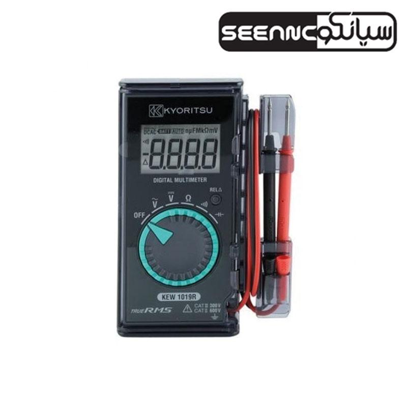 مولتی متر دیجیتال جیبی ارزان قیمت مدل KEW 1019R