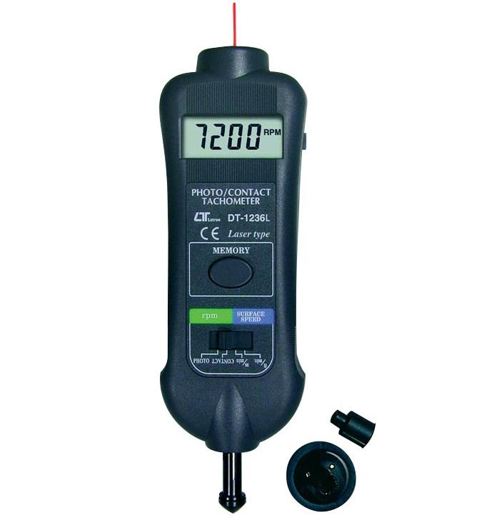 تاکومتر مکانیکی لیزری LUTRON DT1236L