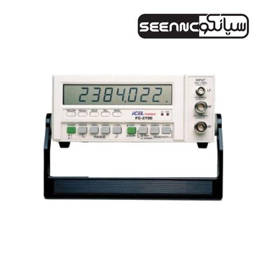 فرکانس متر رومیزی LUTRON FC-2700