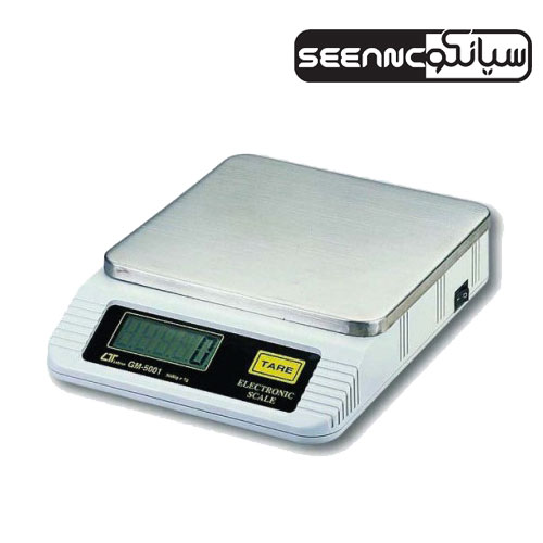 ترازوی الکترونیکی LUTRON GM-5001