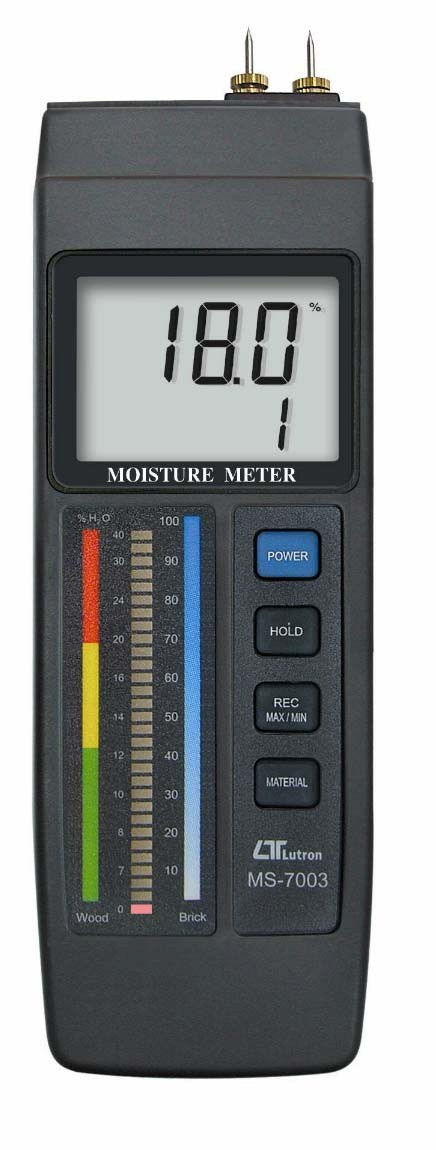 رطوبت سنج جامدات مدل LUTRON MS-7003