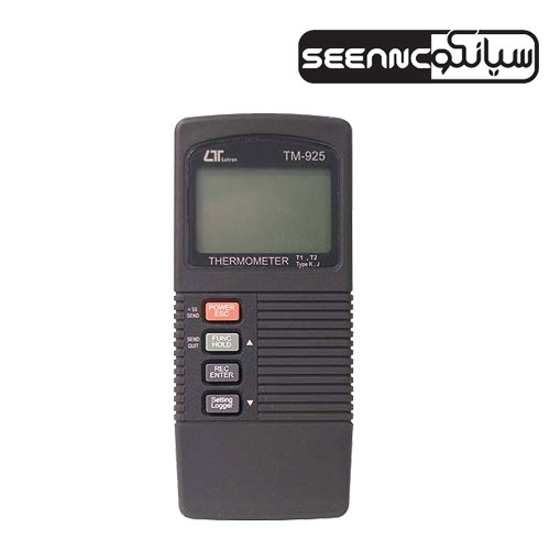 ترمومتر دو کانالهLUTRON TM-925