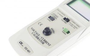 دستگاه کالیبراتور ولتاژ و جریان LUTRON CC-421