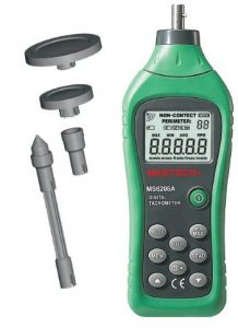 MASTECH MS6208A Contact Digital Tachometer