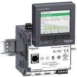 پاور متر دیجیتال تابلویی اشنایدر الکتریک فرانسه سری Schneider PM8000-METSEPM8243