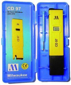 TDS متر قلمی چندکاره ارزان قیمت میلواکی مدل Milwaukee CD97