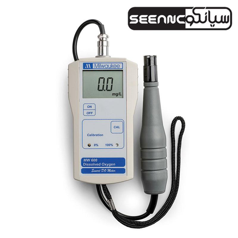 اکسیژن متر دیجیتال پرتابل میلواکی Milwaukee mw600