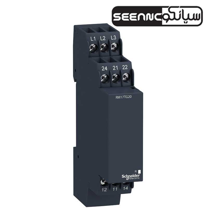 رله کنترل فاز اشنایدر الکتریک مدل Schneider RW17TG20 نمایندگی اشنایدر