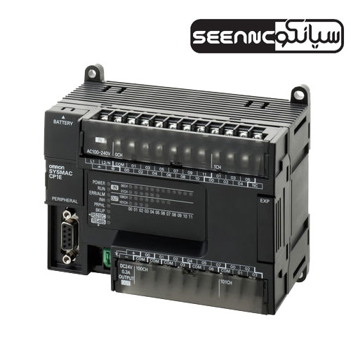 PLC شرکت omron مدل CP1E
