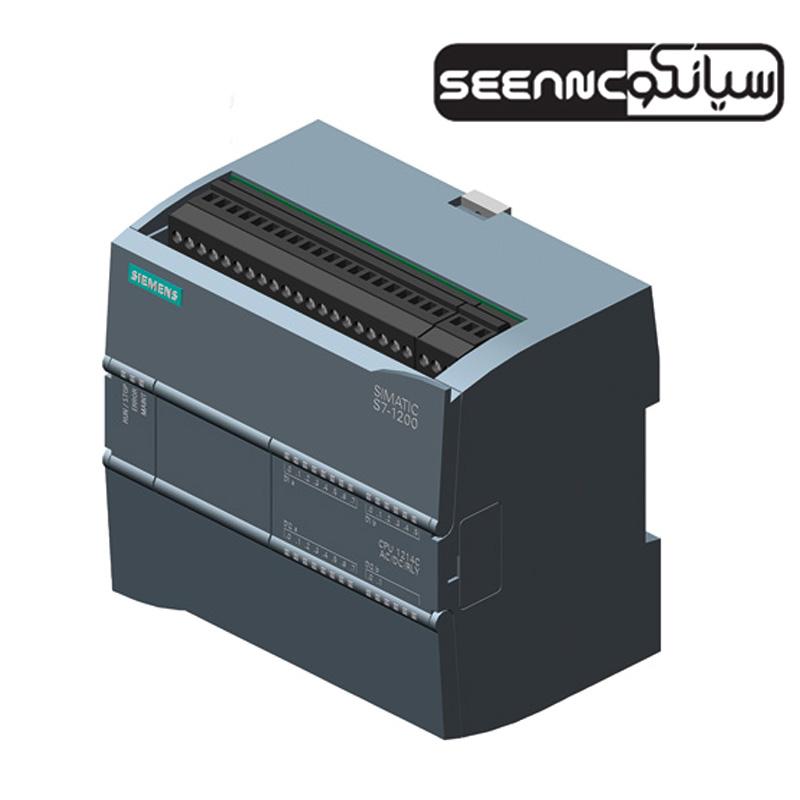 پی ال سی زیمنس آلمان مدل SIMATIC S7 CPU 1214C