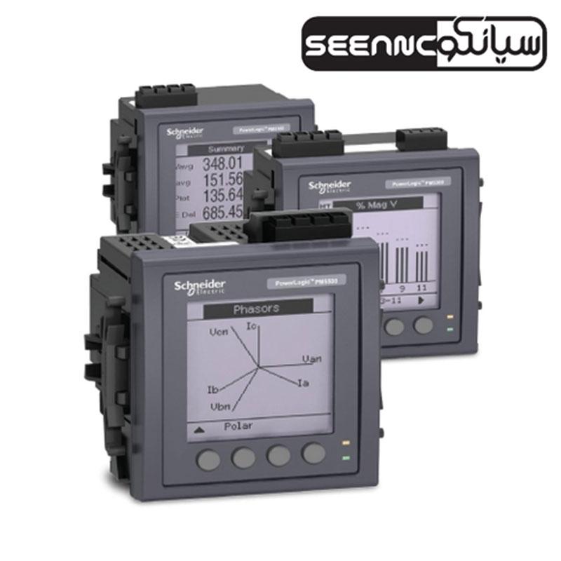 پاورمتر تابلویی دیجیتال اشنایدر سری Schneider PM5000